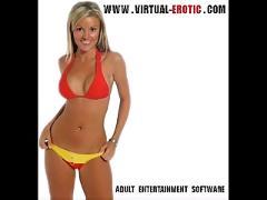Sexy hot exotic teen sucks a cock