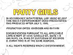 Party girl - scene 1