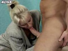 Mom caught daughter fucking with boyfriend