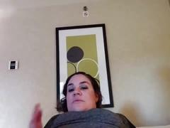Amateur wife getting pussy pounded in motel fuck!