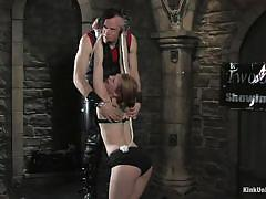Kink university teaches about rope bondage