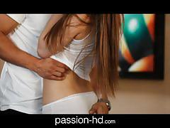 Passionhd massage girl big cock pounding