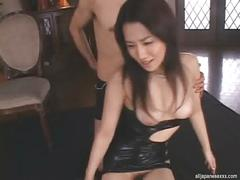 Sae mizuki sexy asian doll in hot bukkake