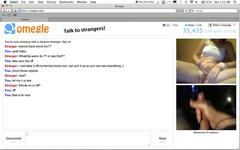 Omegle chick