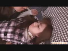 Pornhen - japanese teen babe asian blowjob japan...
