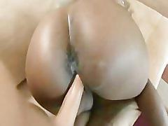 Hot ebony shafted