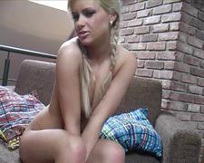Bridgette makes a porno