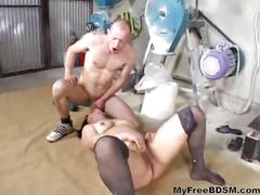 Hairy 01 bdsm bondage slave femdom domination