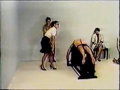 femdom, spanking, vintage