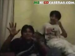 Mexicanos pillados