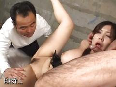 Uncensored japanese group sex !