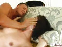 All internal anal creampie deep inside ass