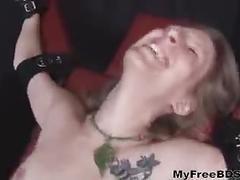 Tickling orgasm bdsm bondage slave femdom domination