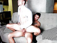 Colt and joey fuck in the office