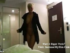 German amateur milf fucked in hotel