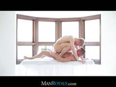 Hard rod muscled studs massage fucking