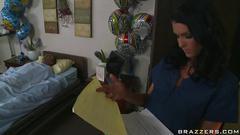 Coma cock tease