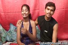 Vikki with anjali