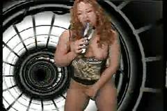 Sexy redhead hour web cam show