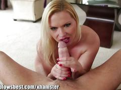 Hot mommy katia kassin gives the best bj!