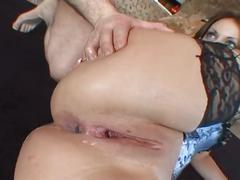 Gia paloma's hardcore triple treat