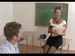 Mature teacher brandi love -cocktail-