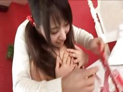 Cum eating japanese girl  www.beeg18.com