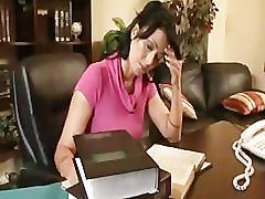 Lesbian office - lexi belle