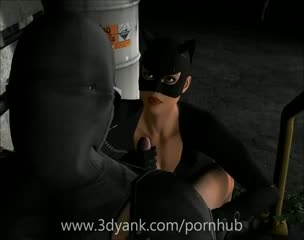 Cat burglar gets fucked hard