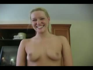 Blonde cocksucking pro