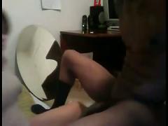 Amateur teen girlfriend amazing interracial blowjob