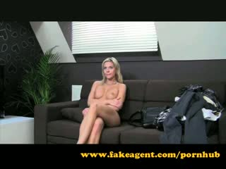 Fakeagent hot girl on my casting couch