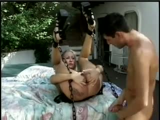 British slut angel long fucked up the arse