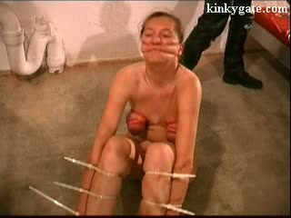 amateurs, bdsm, bizarre, blonde, bondage, boobs, extreme, kinky, pain, sado