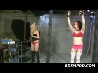 Femdom starla destroys sissy boys ass