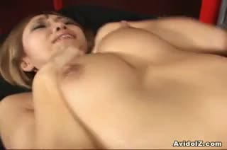 Bubble butt babe hina otsuka nailed hard!