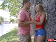 Moms bang teen  - mom joins stepdaughter for