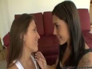 Milf yoga trainer teen amateur teen cumshots swallow...