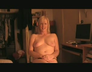 Milf meredith inverviewed, played with and punished