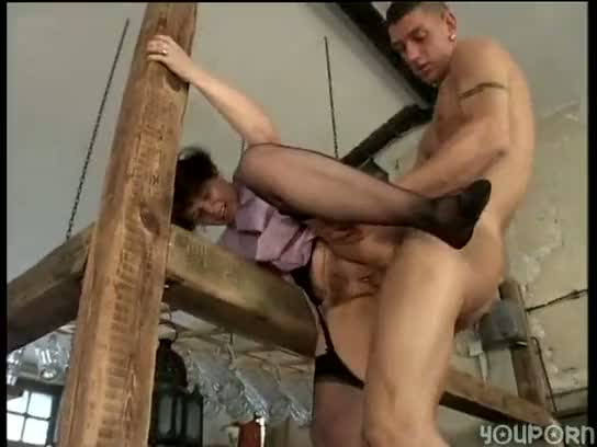Military man fucks the cleaning lady - free porn videos - youporn