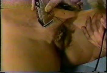 The shaving   classic porn