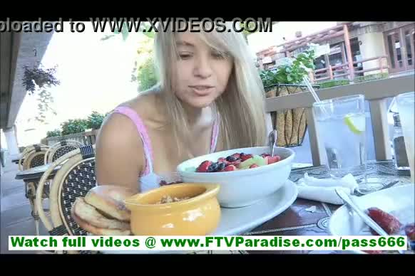 Amie passionate blonde public flashing pussy and masturbating and posing naked outdoors