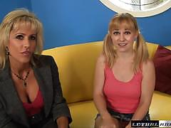Jordan lynn shares dick with horny daughter cindy loo