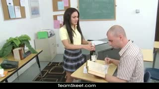 Teamskeet fresh new petite skinny small teen compilation