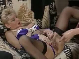 Colette sigma #8 ir fist & anal