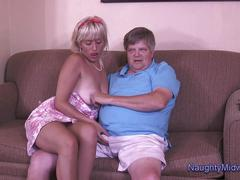 Marilyn - reunion fuck and facial