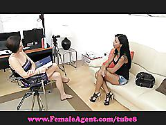 Femaleagent. tits to die for