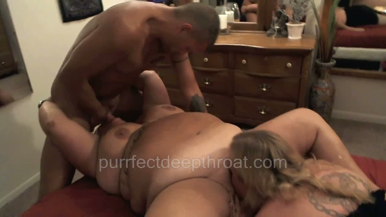 Orgy at purrfect's place