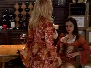 Danni ashe and aria  giovanni