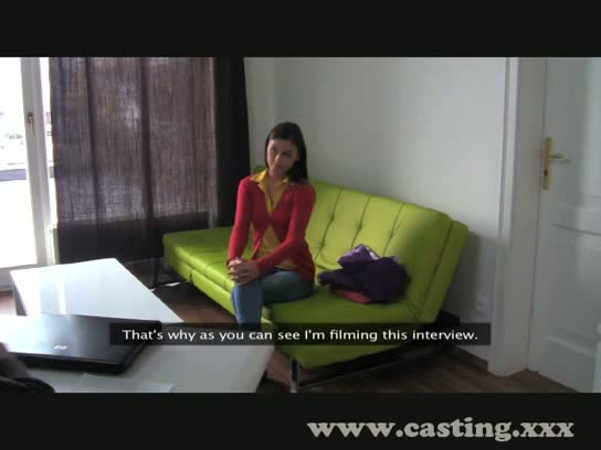 Casting amazingly cute teen
